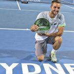 El serbio buscará su tercer título consecutivo en Sydney (Foto: puntodebreak.com)