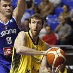 Fran Vázquez Iberostar Tenerife baloncesto