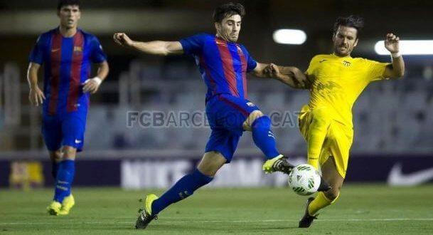 Segunda División B (Grupo 3): Atlético Saguntino – Barcelona B