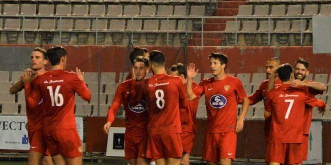 3ª División (Grupo 5): Terrassa FC – EC Granollers