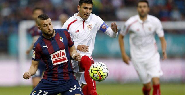 Liga Santander: Sevilla FC – SD Eibar