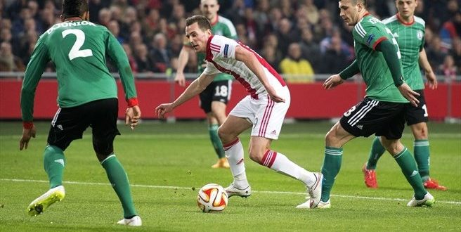 Europa League: Ajax – Legia Varsovia
