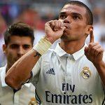 Pepe Real Madrid Osasuna