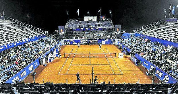 ATP 250 Quito: Agustin Velotti vs Matthew Ebden