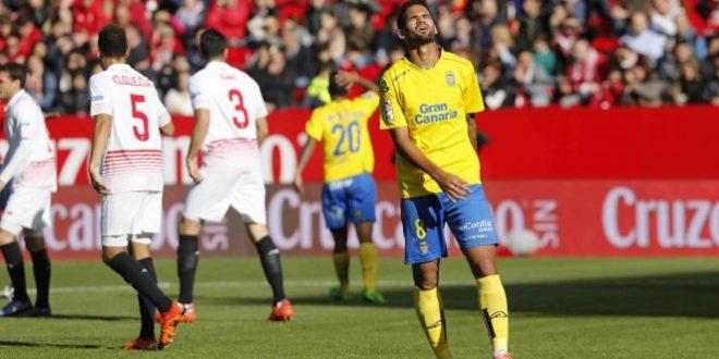 Liga Santander: Las Palmas – Sevilla FC