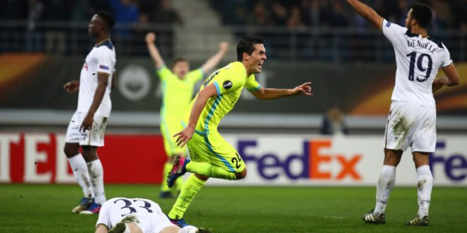 Europa League: Tottenham Hotspur – KAA Gent