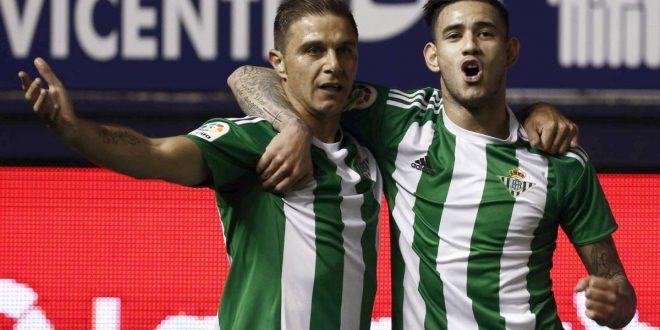 Liga Santander: Real Betis Balompié – CA Osasuna