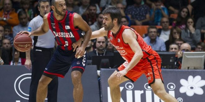Liga Endesa: Baskonia – Valencia Basket Club