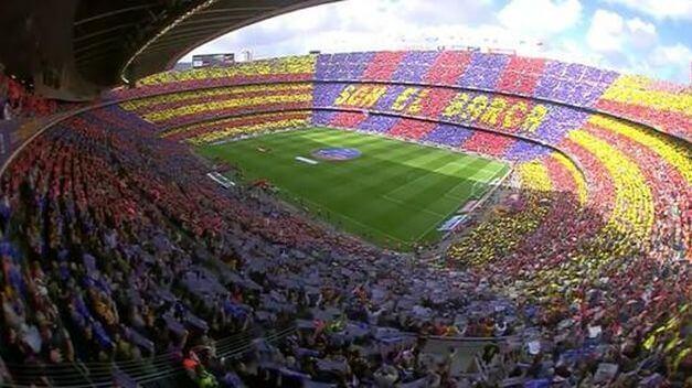 El Camp Nou se volverá a vestir de gala
