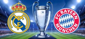 Bayern Munich y Real Madrid protagonizarán una apasionante eliminatoria