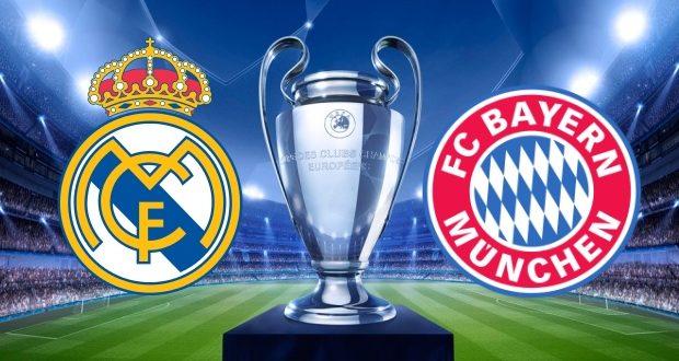 Apuesta gratuita de Bet365: Bayern Munich – Real Madrid