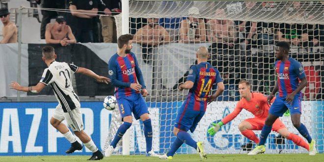 UEFA Champions League: FC Barcelona – Juventus