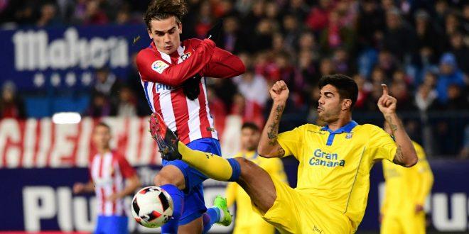 Liga Santander: Las Palmas – Atlético de Madrid