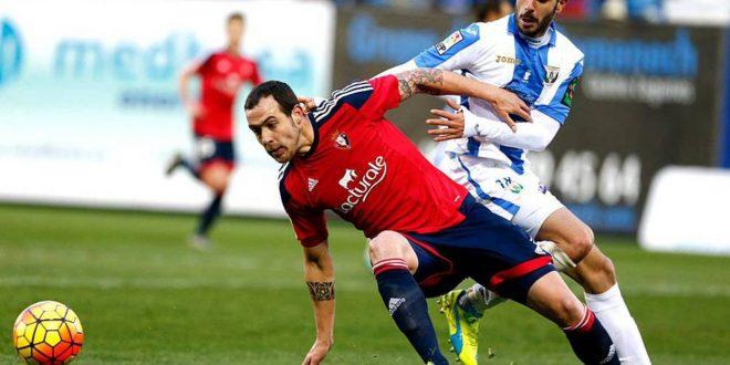 Liga Santander: Osasuna – Leganés