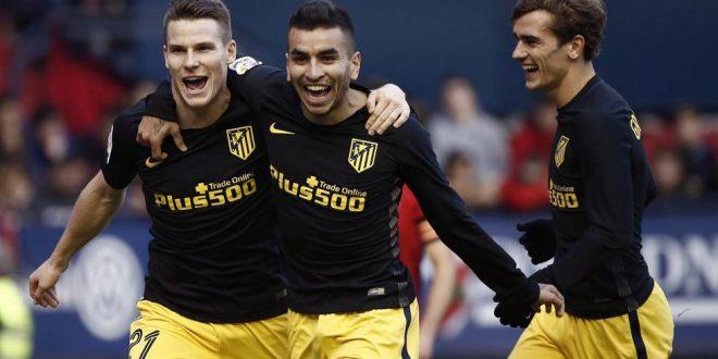 Liga Santander: Atlético de Madrid – Osasuna