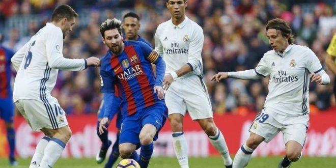 Liga Santander: Real Madrid – FC Barcelona