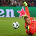 Ter Stegen salvó al Barça en el Bernabéu