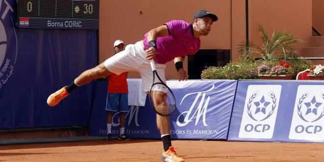 ATP 250 Marrakech: Borna Coric vs Philipp Kohlschreiber
