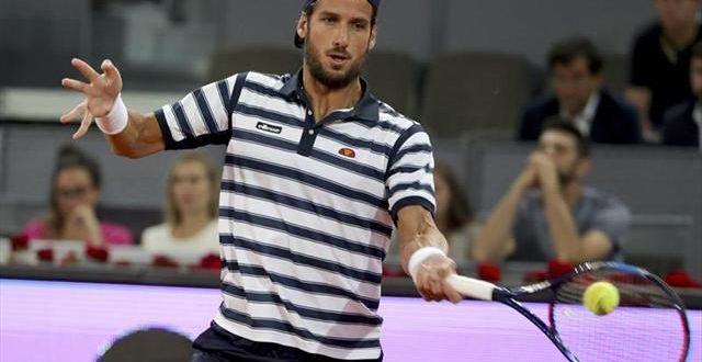Masters 1000 Madrid: Feliciano Lopez vs Gilles Simon