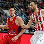 CSKA Moscú y Olympiacos en la semifinal de la Final Four