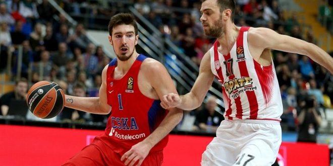 Euroliga: CSKA – Olympiacos