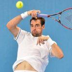 El galo debería aprovechar los problemas físicos de su adversario (Foto: Tecnifibre.com)