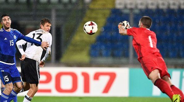 Clasificación Mundial 2018: Alemania – San Marino