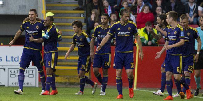 Champions League: Maribor – Hafnarfjodur