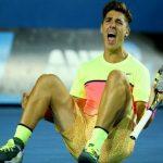 El australiano debería imponer su superioridad a un Tipsarevic con molestias (Foto: puntodebreak.com)