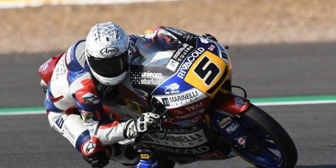 Moto3: GP de Gran Bretaña