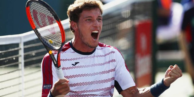 US Open: Diego Schwartzman vs Pablo Carreño