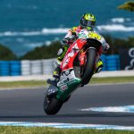 Cal Crutchlow en Phillip Islands