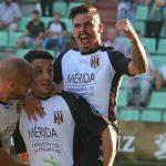 El Mérida ha ganado todos sus partidos en casa