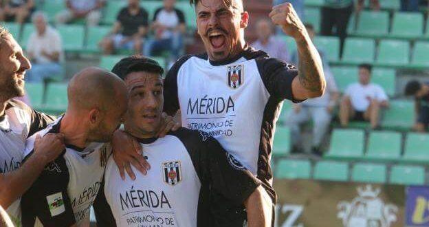 Segunda B (Grupo 4): Mérida – Lorca Deportiva