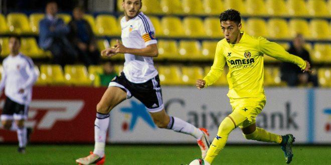 2ª división B (grupo 3): Villarreal B – Valencia Mestalla
