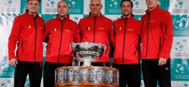 Davis Cup: Gasquet/Herbert vs Bemelmans/De Loore