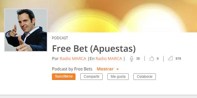 Free Bet, en Radio Marca: donde las apuestas se escuchan