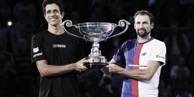 ATP World Tour Finals Londres: Kubot/Melo vs Bryan/Bryan