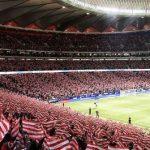 El Wanda Metropolitano vivirá su primer derbi madrileño