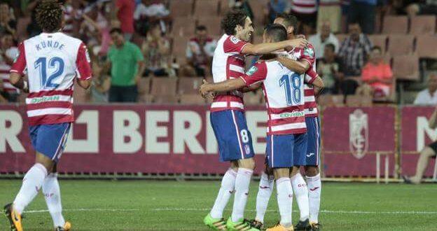 Liga 1 2 3: Cádiz CF – Granada CF