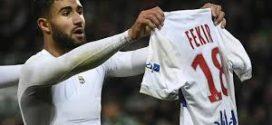 Fekir, con 13 goles, es la perla del Lyon