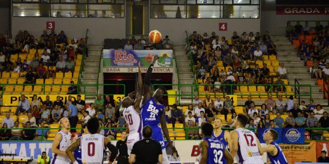 LEB Oro: Club Baloncesto Clavijo – Club Ourense Baloncesto