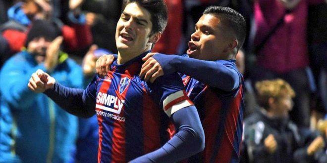 Liga 1|2|3: SD Huesca – CD Numancia / Cádiz CF – Córdoba CF