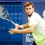 El americano anunció su renuncia a la cita por lo que no se entiende que acabe saltando a la pista. (Foto: Tennis.com)
