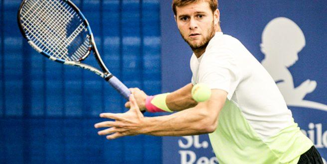 ATP 250 Auckland: Steve Johnson vs Ryan Harrison