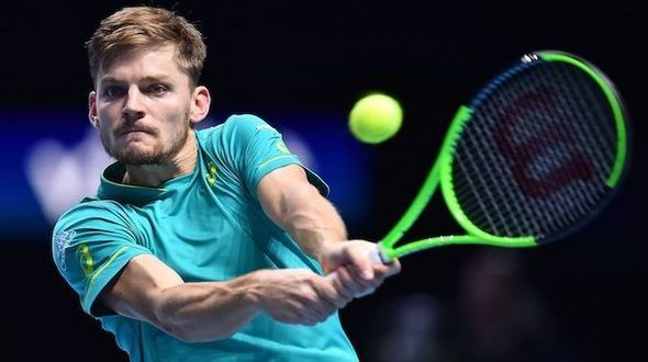 ATP 250 Montpellier: David Goffin vs Richard Gasquet