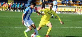 Segunda B (Grupo 3): Villarreal B – Ebro