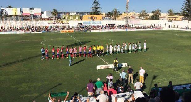 3a División (Grupo 10): Xerez CD – Cabecense
