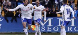 El Zaragoza busca prolongar su racha de victorias en la Liga 123