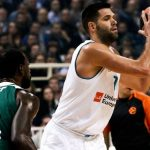 James Gist, jugador del Panathinaikos